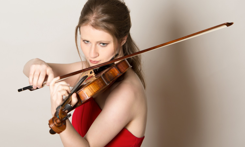 8.3.2013 Liv Migdal, Violine, Hamburg